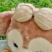 Balmut Duffy 40cm Balmut Beruang Bare Bear Boneka Babi Boneka Stitch