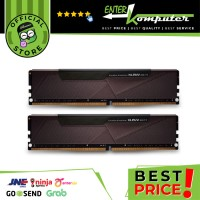 KLEVV DDR4 BOLT X Series PC25600 3200MHz Dual Channel 16GB (2X8GB)