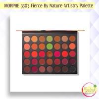 MORPHE 35O3 Fierce By Nature Artistry Palette