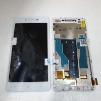 LCD OPPO R7F FULLSET FRAME ORI OEM