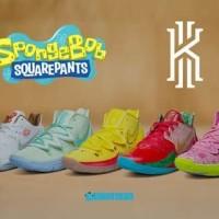 Sepatu Basket Nike Kyrie Irving Spongebob Edition Man Murah