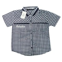 Kemeja Pendek Anak Laki-Laki / Baju Anak Cowok/ Pakaian Anak EV26