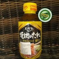 Ebara yakiniku no tare mild - saus bbu yakiniku rasa manis 300 gram