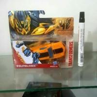 Mainan action figure Bumblebee autobot Slide to change Bisa transform