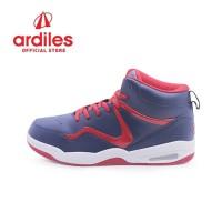 Ardiles X DBL Men Rexton Sepatu Basket - Biru Merah