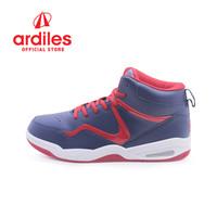Ardiles X DBL Men Rexton Sepatu Basket - Biru Merah - Biru Merah, 39