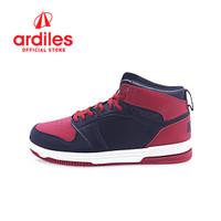 Ardiles Men Crimson Sepatu Basket - Hitam Merah - Hitam Merah, 39