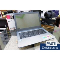 Laptop Asus X441Ua Core i3 Generasi 6 Blues CashBack