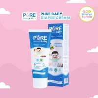 PURE BABY Diaper Cream (Krim Pencegah Ruam Popok)