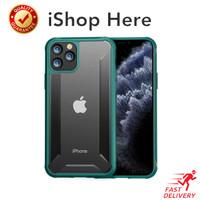 Casing Bening Anti Crack Bumper Case iPhone X / XR / XS / XS Max