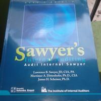 Audit internal sawyer buku 3 edisi 5