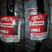 Ban FDR Flemino 90/90-14 matic belakang.