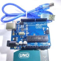 Arduino UNO DIP + BOX + Kabel