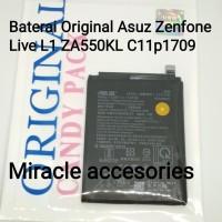 baterai Original Asuz Zenfone Live L1 °ZA550KL° C11p1709
