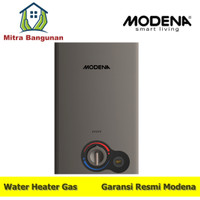 Water Heater Gas MODENA RAPIDO GI 1020 B