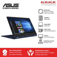 ASUS ZenBook Flip S UX370UA Intel Core i7-8550U - RAM 16GB - 512GB