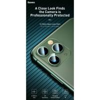 Baseus Gem Lens Film / Anti Gores Kamera iPhone 11 dan Pro dan Max - Sebelas