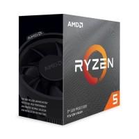 Processor AMD GENERASI 3 RYZEN 5 3600X BOX WRAITH COOLER