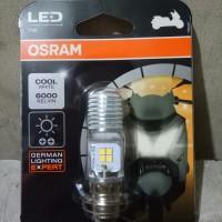 lampu depan led osram putih vario 125 beat satria mio bohlam led motor