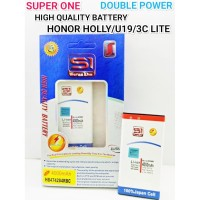 BATERAI SUPERONE DOUBLE POWER HUAWEI HOLLY/HONOR 3C