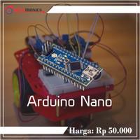 Arduino Nano V3.0 CH340 ATmega328P Compatible Versi V3