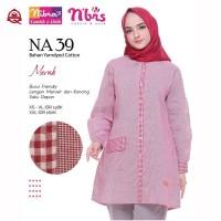 Baju Atasan wanita Muslim Nibras NA 39