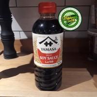 Yamasa soy sauce brewed - kecap asin jepang 500 ml