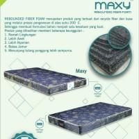 Kasur Busa MAXY/LOTUS Rebonded Fiber Foam by Central uk.90 - 1 lembar
