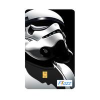 Kartu Flazz Star Wars Stormtrooper Bca Saldo Rp.0
