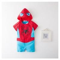 ROMPER KARAKTER BABY SPIDERMAN