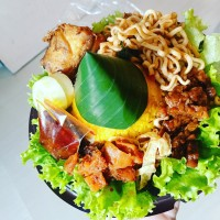 tumpeng mini nasi kuning murah