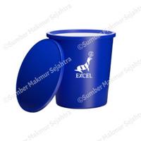 Tangki Air / Bak Bulat Susun Terbuka Excel Open Top 300 Liter