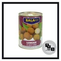 Bala Brand Longan/ Longan Kaleng/ Buah Kaleng / Kelengkeng Kaleng 565g