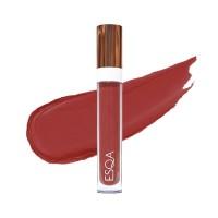 ESQA Matte Lip Liquid - Choco Red