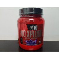 BSN NO Xplode 3.0 60 servings N.O. Xplode serv serving Pre Workout
