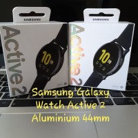 Samsung Galaxy Watch Active 2 Aluminium 44mm Garansi Resmi Sein