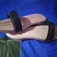 sandal bakiak / sandal bakiyak / sandal kayu / sandal wudhu / sandal k