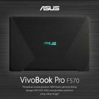 laptop Asus f570zd 8gb/1tb brand New bnib garansi 2 tahun