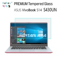 Tempered Glass for ASUS VivoBook S14 S430UN - KAKAY Premium CLEAR