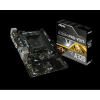 Motherboard Komputer / Laptop PROMO MSI A320M Pro VD S Limited