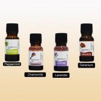 Aromatherapy Essential Oil Diffuser Pengharum Ruangan Humidifier 10ml