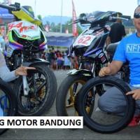 IRC 90 80-14 Fasti Pro Soft Compound Racing Ban Luar Motor Matic Ba