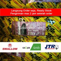 Swallow 130 90 15 TUBELESS Ring 15 S 106 Storm SP Ban Luar Motor RE