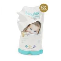 Babymax Premium Natural Baby Safe Detergent Sabun Deterjen Bayi