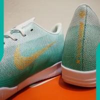 NEW Sepatu Futsal Nike Mercurial Vapor XII Academy CR7 Light Green