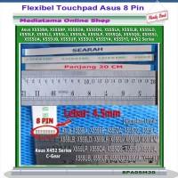 Flexible Touchpad Asus X555 X452 A55V K55V K53S A53S X54 Series C-GEAR