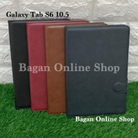 Samsung Galaxy Tab S6 10.5 T860 - T865 Wallet Leather Flip Cover Csing