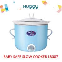 Baby Safe Digital Slow Cooker LB007 Alat Masak Makanan Bayi - Biru