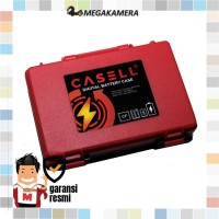 Casell Battery & Memory Card Storage Case Holder