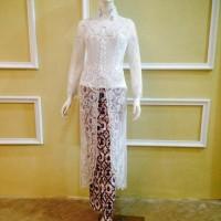 Terbaru Kebaya Akad Modern Baju Pengantin Muslim Baik